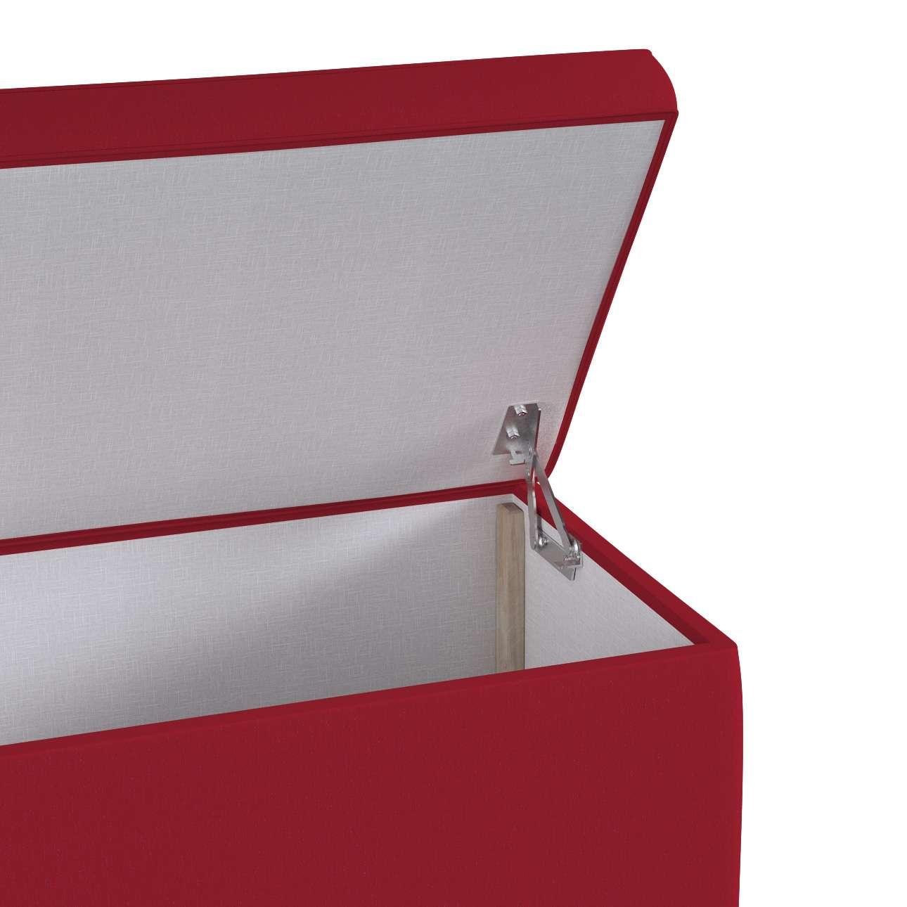 Dežė/skrynia/daiktadėžė kolekcijoje Chenille, audinys: 702-24