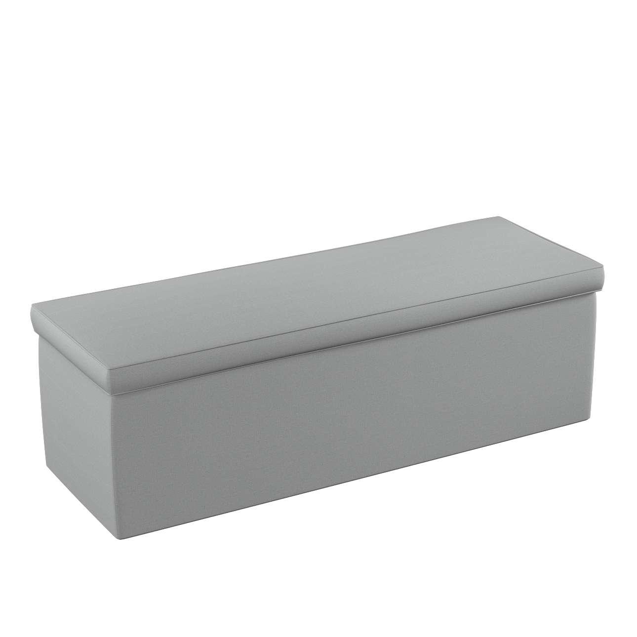 Čalouněná skřín 90 x 40 x 40 cm v kolekci Loneta, látka: 133-24