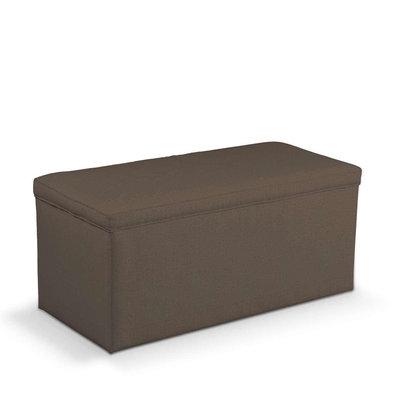 Truhe, braun, 120 x 40 x 40 cm, Etna | Wohnzimmer > Truhen | Dekoria