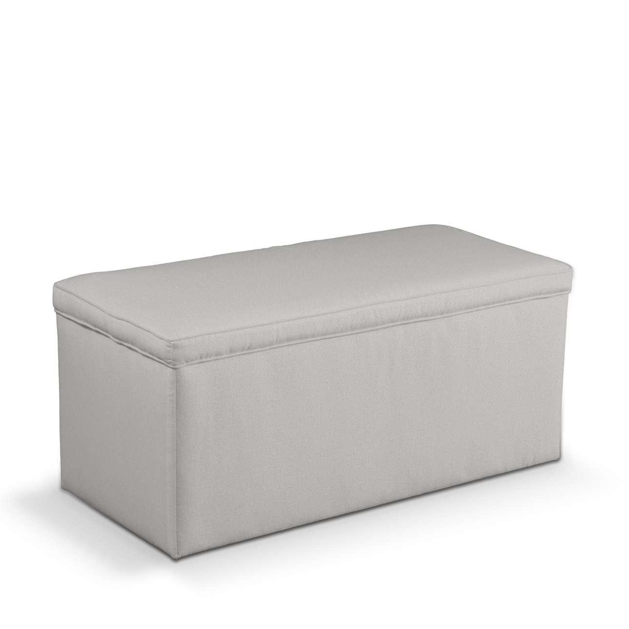 Čalouněná skříň s volbou látky - 2 velikosti v kolekci Etna, látka: 705-90