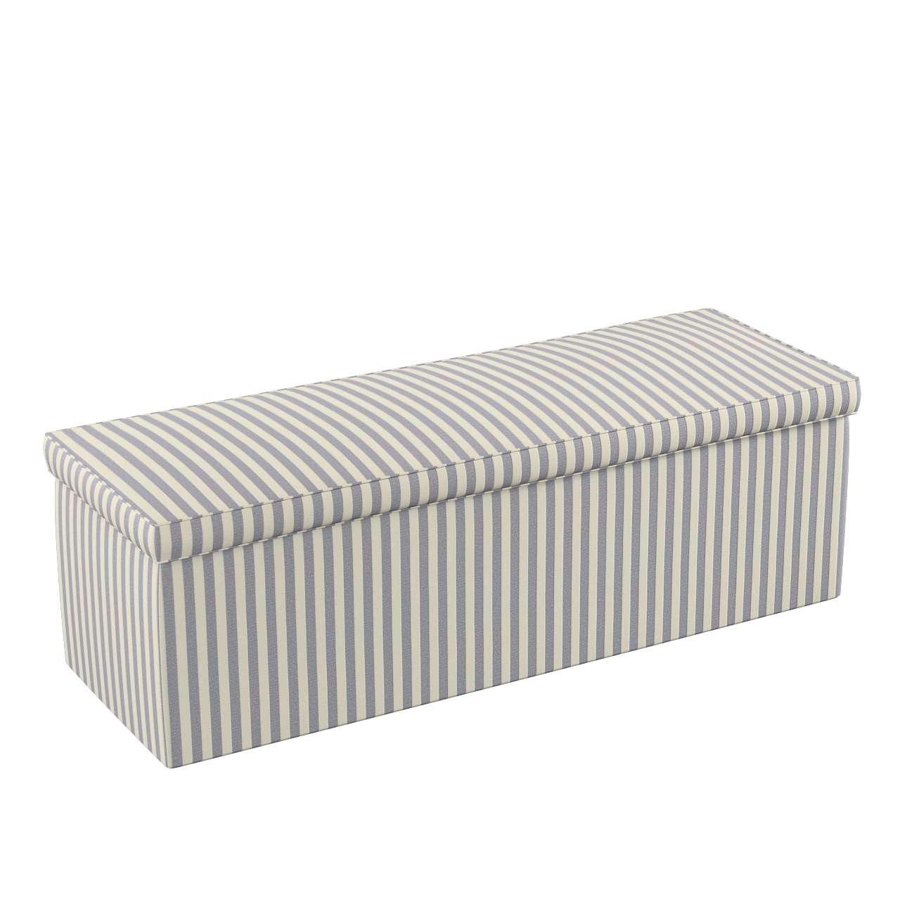 Čalouněná skříň s volbou látky - 2 velikosti v kolekci Quadro, látka: 136-02