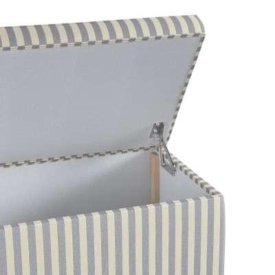 Truhlica čalúnená V kolekcii Quadro, tkanina: 136-02