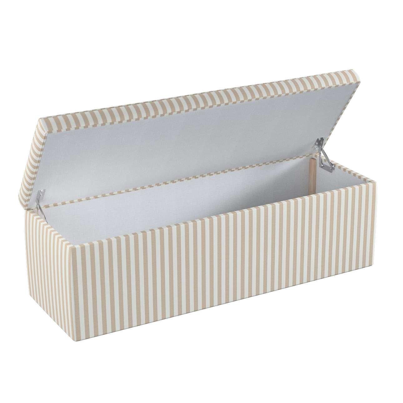 Čalouněná skřín 90 x 40 x 40 cm v kolekci Quadro, látka: 136-07