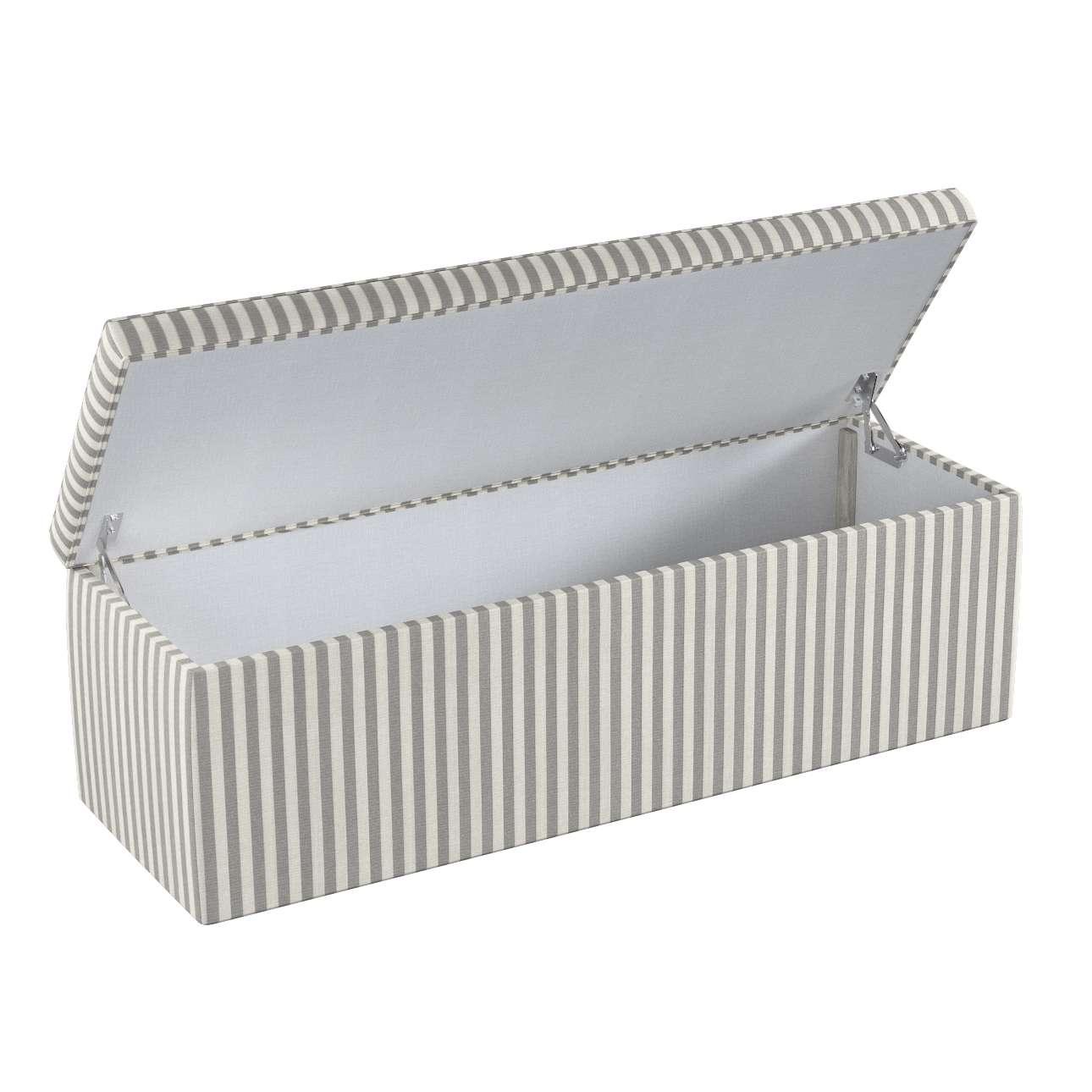 Čalouněná skříň v kolekci Quadro, látka: 136-12