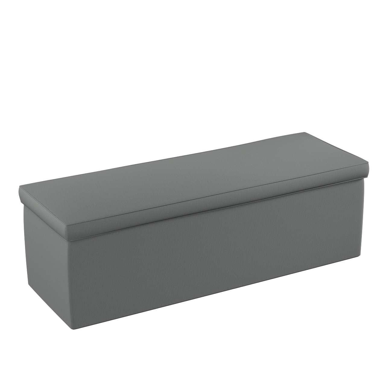 Čalouněná skříň s volbou látky - 2 velikosti v kolekci Quadro, látka: 136-14