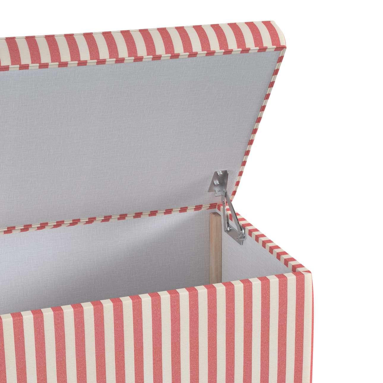 Čalouněná skříň s volbou látky - 2 velikosti v kolekci Quadro, látka: 136-17