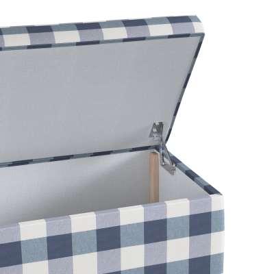 Truhlica čalúnená V kolekcii Quadro, tkanina: 136-03