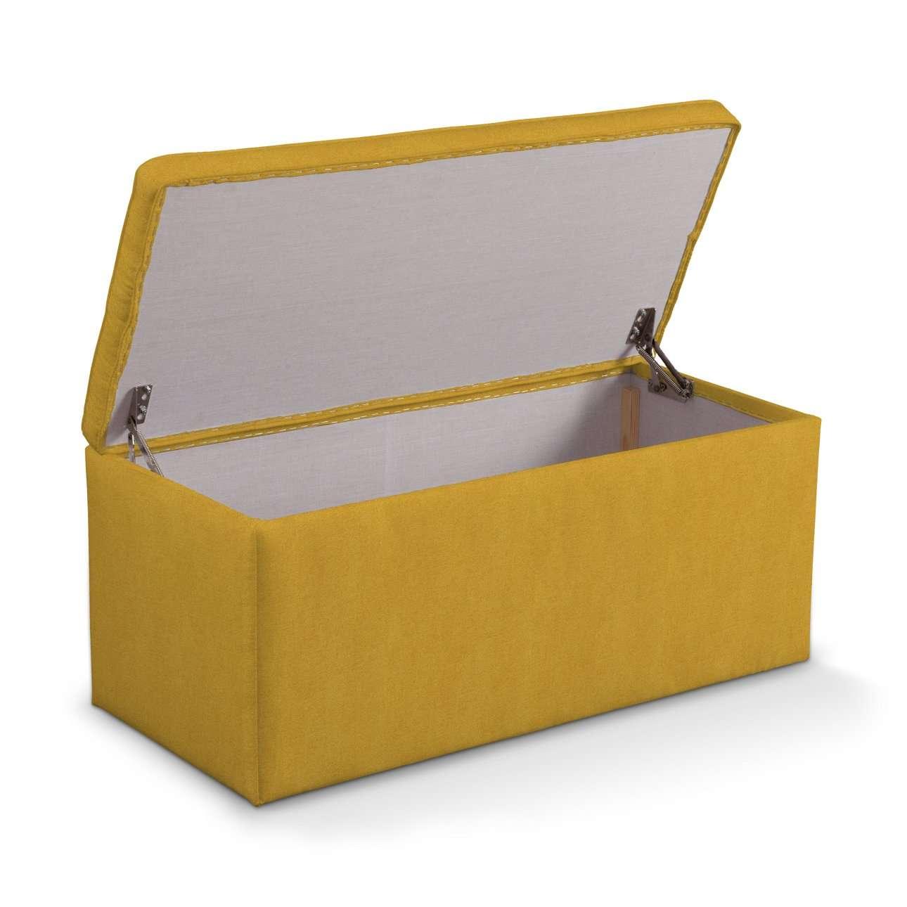 Čalouněná skříň s volbou látky - 2 velikosti v kolekci Etna, látka: 705-04