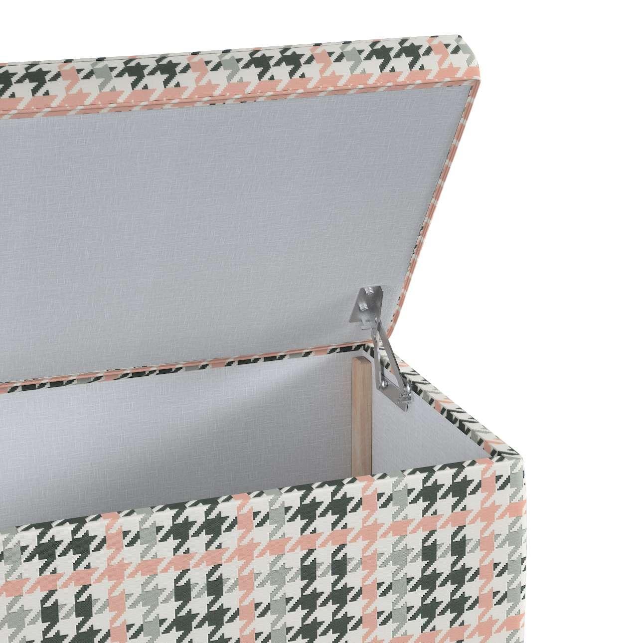 Čalouněná skříň s volbou látky - 2 velikosti v kolekci Brooklyn, látka: 137-75