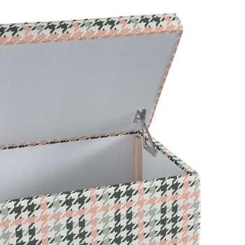 Truhlica čalúnená V kolekcii Brooklyn, tkanina: 137-75