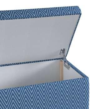 Čalouněná skříň s volbou látky - 2 velikosti v kolekci Brooklyn, látka: 137-88