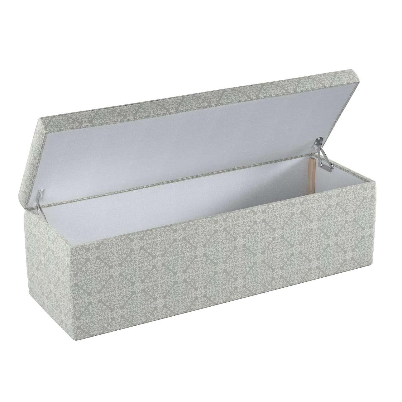 Čalouněná skříň v kolekci Flowers, látka: 140-38