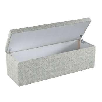 Čalouněná skříň s volbou látky - 2 velikosti v kolekci Flowers, látka: 140-38