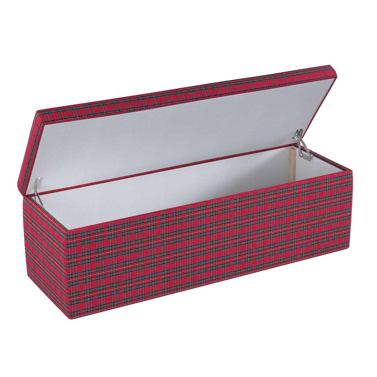Dežė/skrynia/daiktadėžė 90 × 40 × 40 cm kolekcijoje Bristol, audinys: 126-29