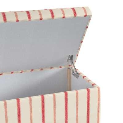 Truhlica čalúnená V kolekcii Avinon, tkanina: 129-15