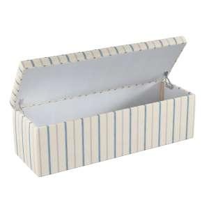 Skrzynia tapicerowana 90x40x40 cm w kolekcji Avinon, tkanina: 129-66