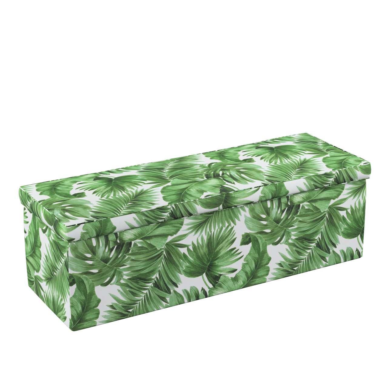 Čalouněná skříň s volbou látky - 2 velikosti v kolekci Tropical Island, látka: 141-71