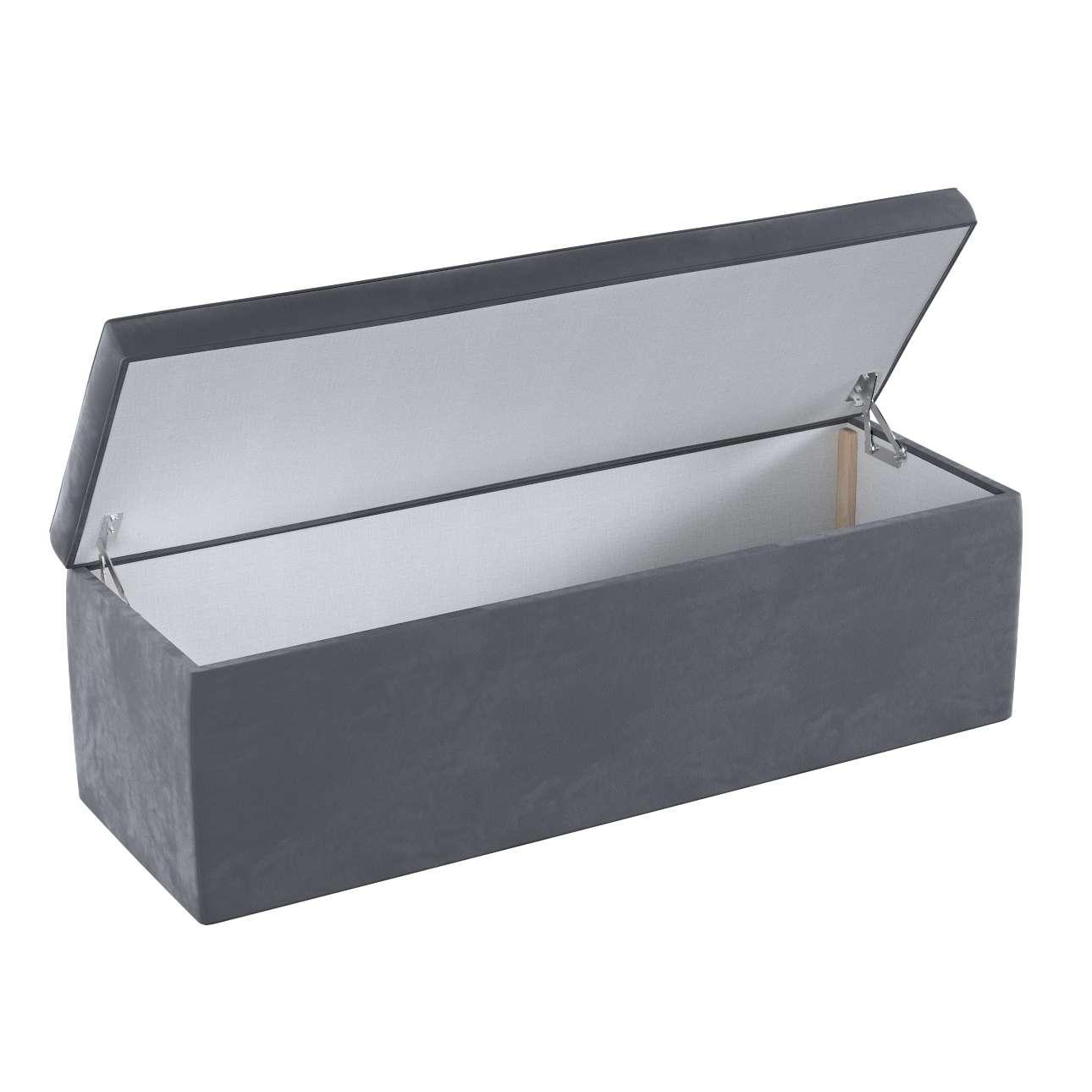 Čalouněná skříň s volbou látky - 2 velikosti v kolekci Velvet, látka: 704-12