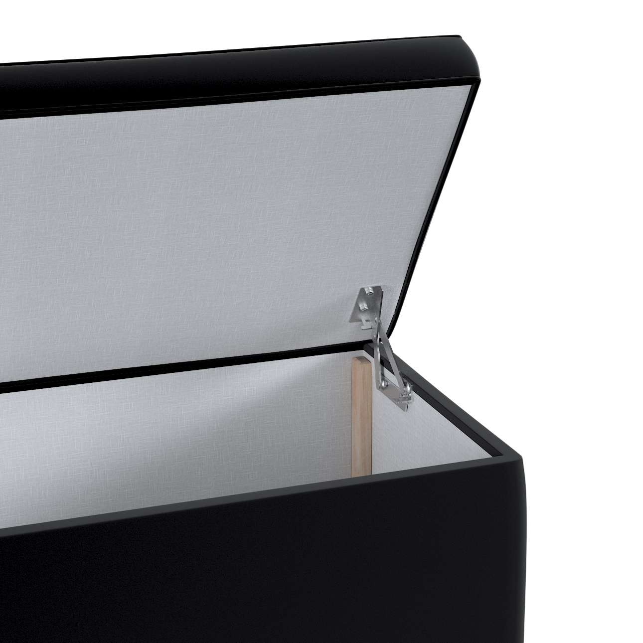 Čalouněná skříň s volbou látky - 2 velikosti v kolekci Velvet, látka: 704-17