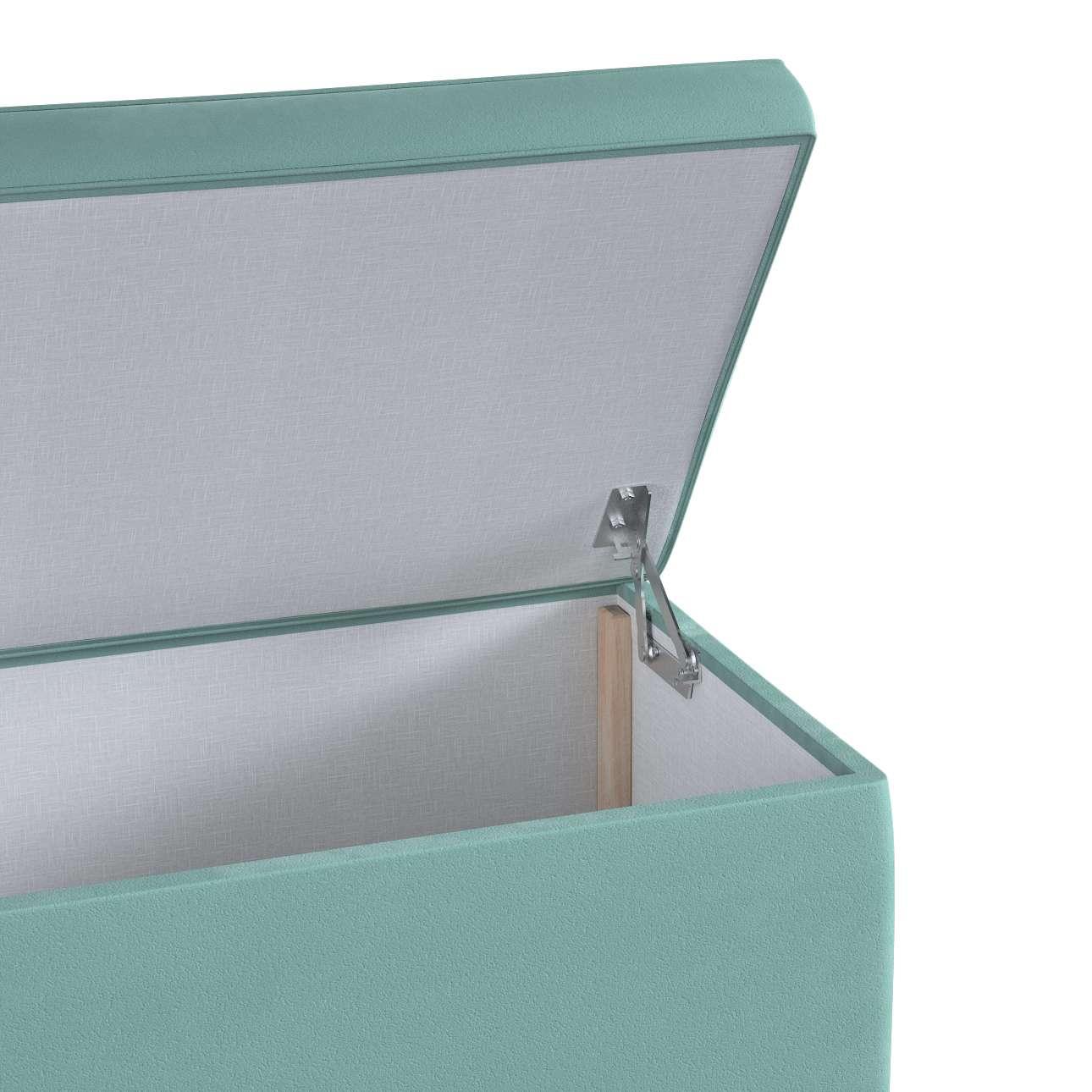 Čalouněná skříň s volbou látky - 2 velikosti v kolekci Velvet, látka: 704-18