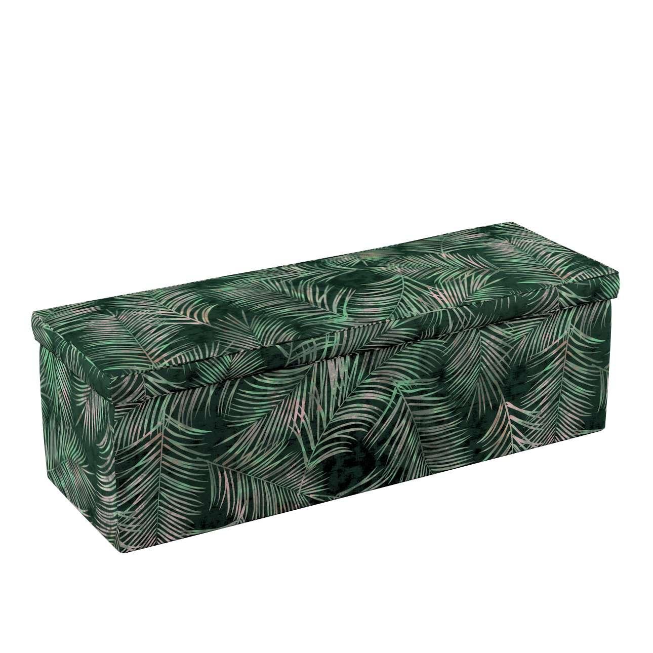 Truhlica čalúnená V kolekcii Velvet, tkanina: 704-21