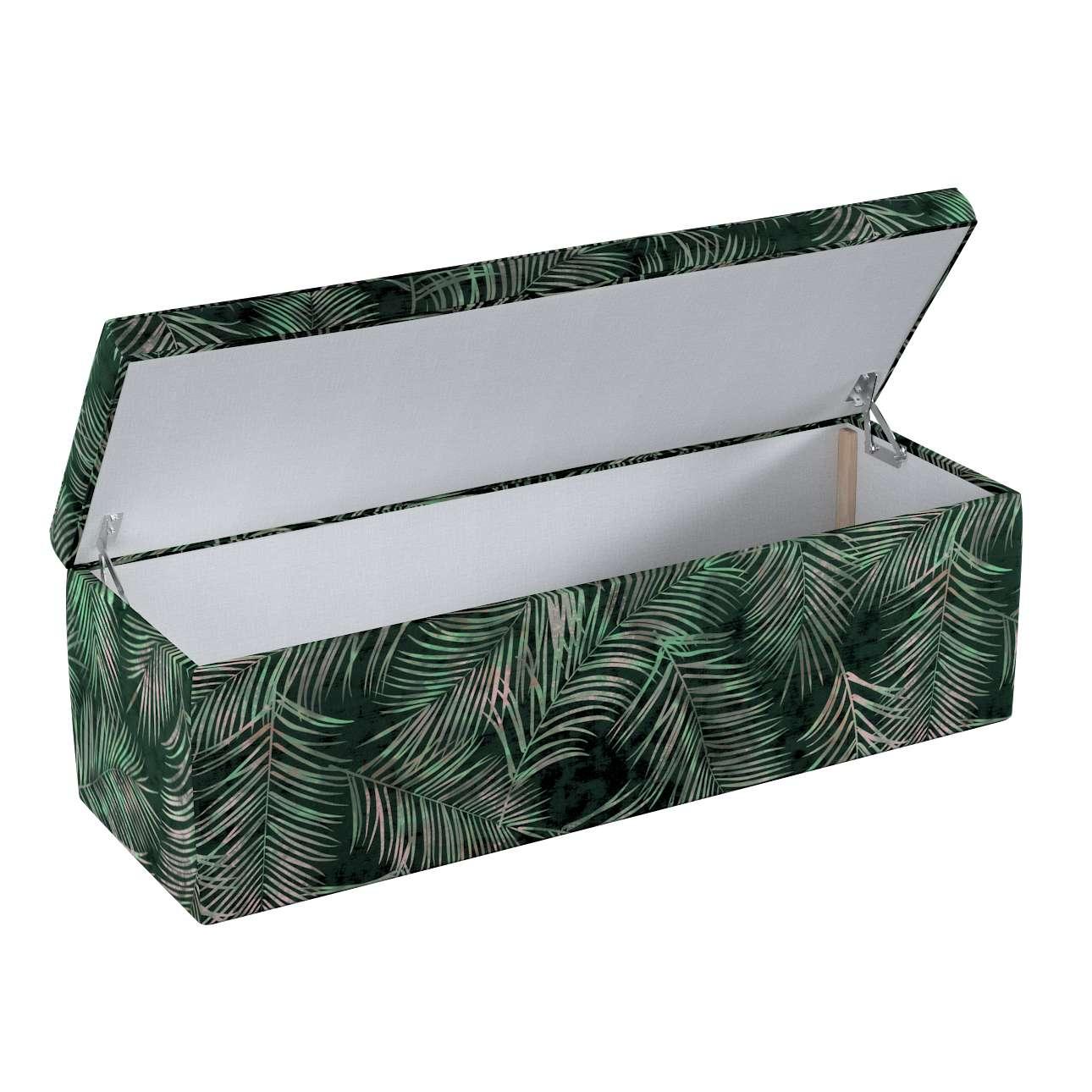 Dežė/skrynia/daiktadėžė kolekcijoje Velvet/Aksomas, audinys: 704-21