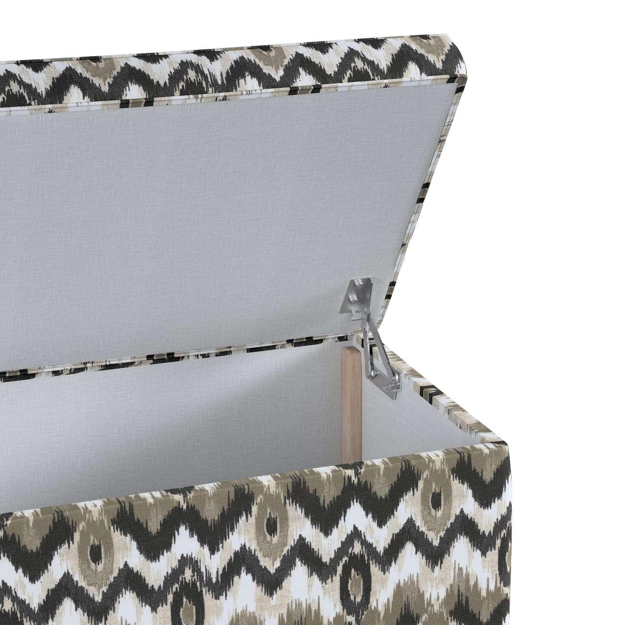 Skrzynia tapicerowana w kolekcji Modern, tkanina: 141-88