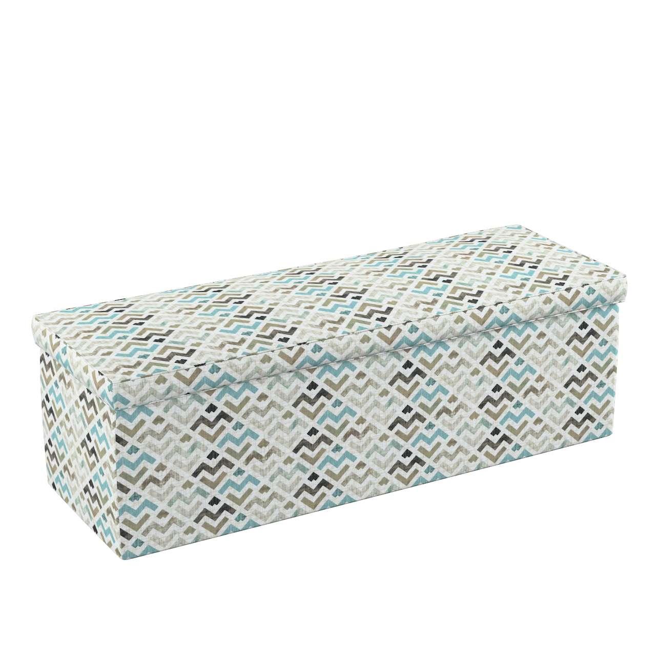 Truhlica čalúnená V kolekcii Modern, tkanina: 141-93