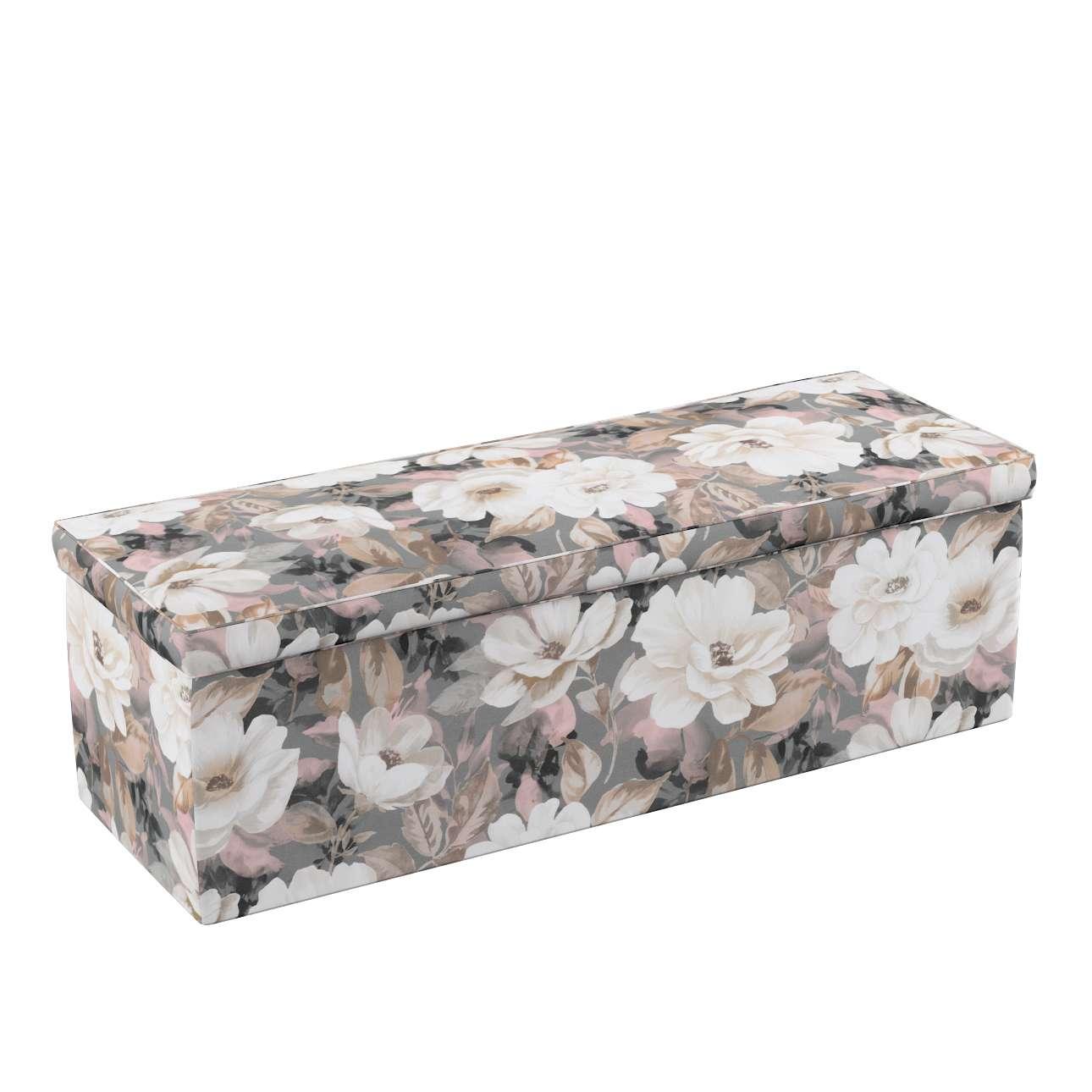 Čalouněná skříň s volbou látky - 2 velikosti v kolekci Gardenia, látka: 142-13