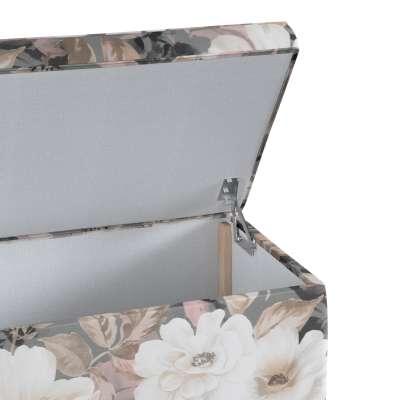 Truhlica čalúnená V kolekcii Gardenia, tkanina: 142-13
