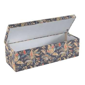 Čalouněná skříň s volbou látky - 2 velikosti v kolekci Gardenia, látka: 142-19