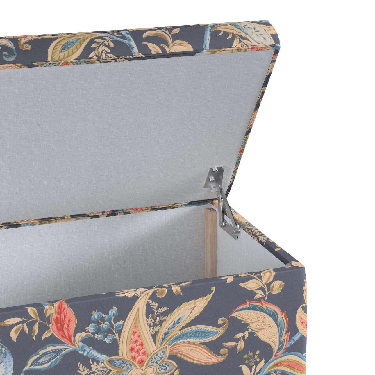 Truhlica čalúnená V kolekcii Gardenia, tkanina: 142-19