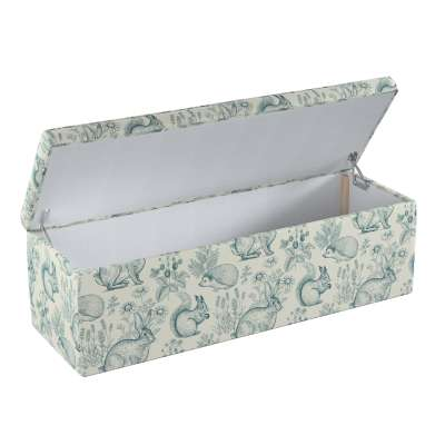 Upholstered storage chest in collection Magic Collection, fabric: 500-04