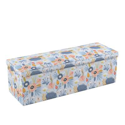 Upholstered storage chest in collection Magic Collection, fabric: 500-05