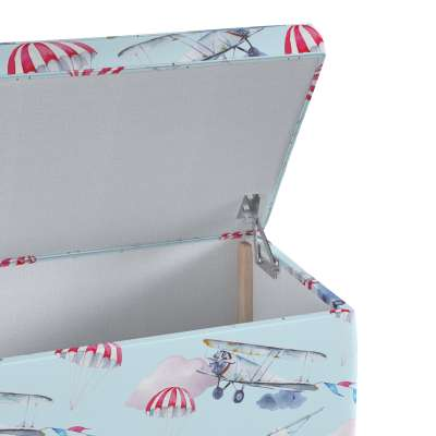 Upholstered storage chest in collection Magic Collection, fabric: 500-10