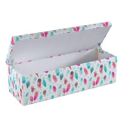 Upholstered storage chest in collection Magic Collection, fabric: 500-17