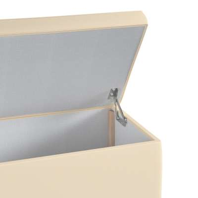 Upholstered storage chest in collection Cotton Story, fabric: 702-29