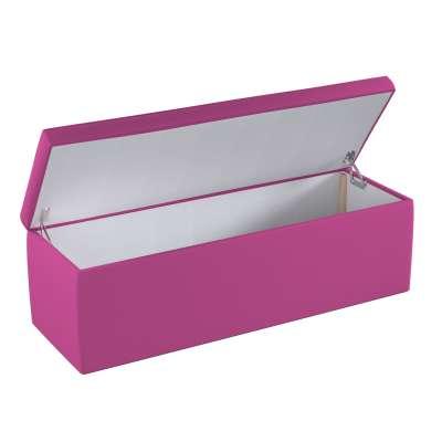 Čalouněný úložný sedací box 705-23 fuchsie Kolekce Lollipop