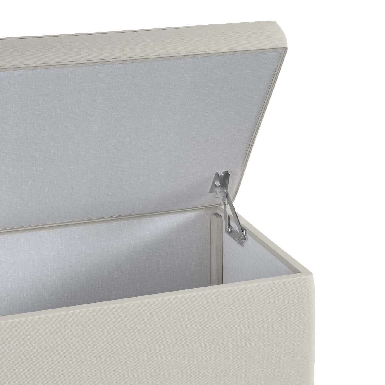 Upholstered storage chest in collection Cotton Story, fabric: 702-31
