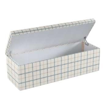 Skrzynia tapicerowana 90x40x40 cm w kolekcji Avinon, tkanina: 131-66