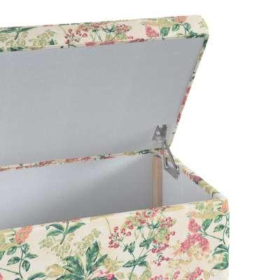 Skrzynia tapicerowana w kolekcji Londres, tkanina: 143-41