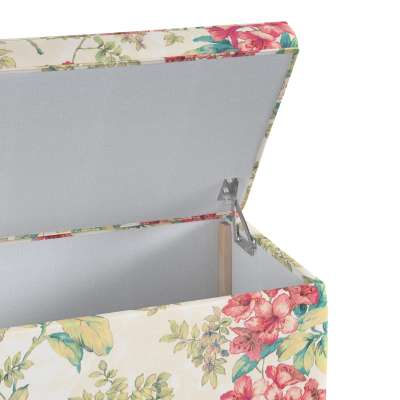 Skrzynia tapicerowana w kolekcji Londres, tkanina: 143-40
