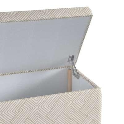 Truhlica čalúnená V kolekcii Sunny, tkanina: 143-44