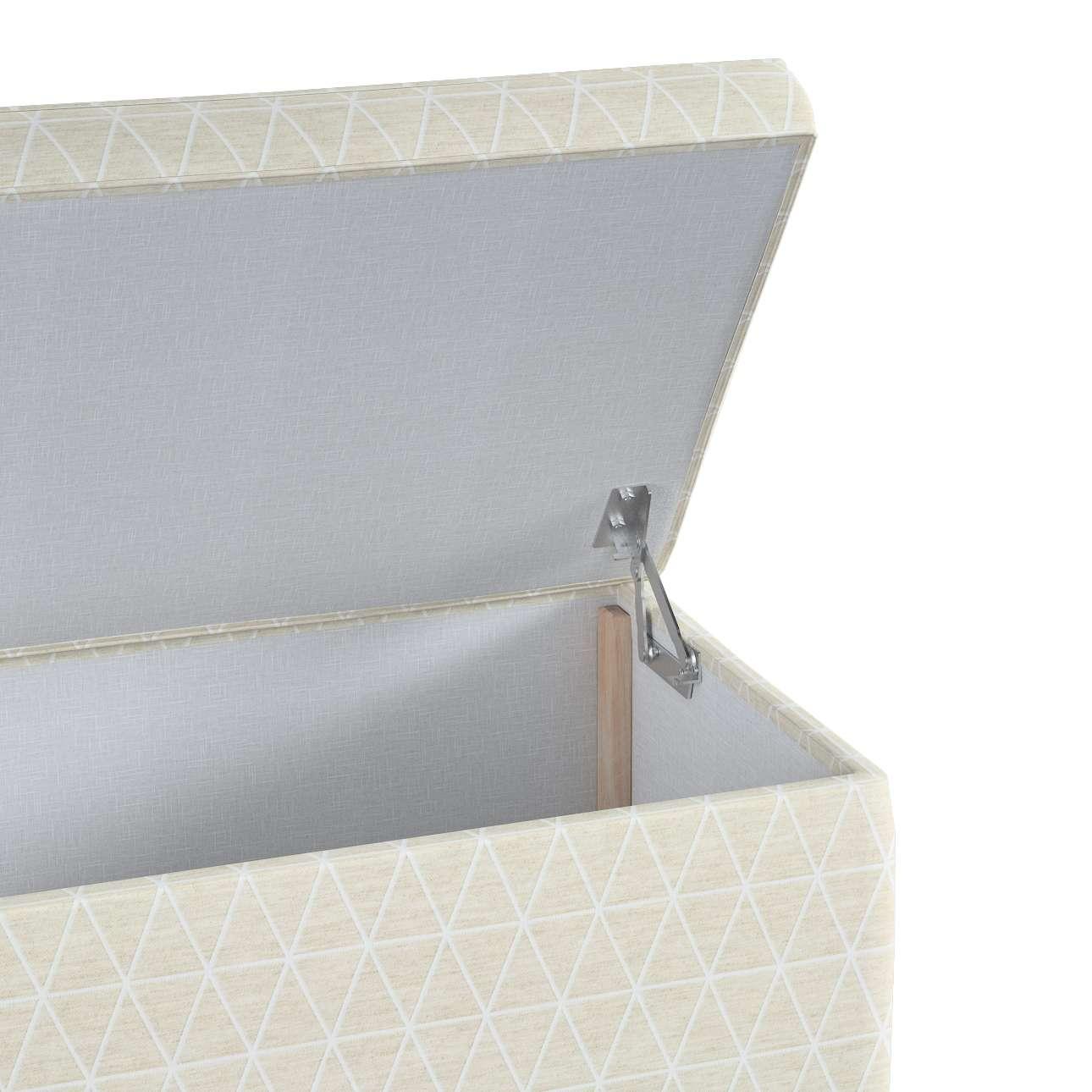 Truhlica čalúnená V kolekcii Sunny, tkanina: 143-49