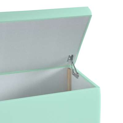 Upholstered storage chest in collection Happiness, fabric: 133-37