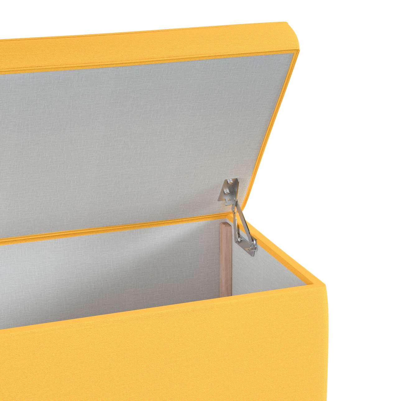 Upholstered storage chest in collection Happiness, fabric: 133-40