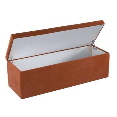 Čalouněná skříň s volbou látky - 2 velikosti 704-33 rezavá Kolekce Velvet