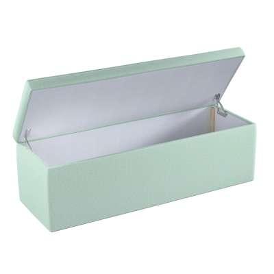 Čalouněná skříň s volbou látky - 2 velikosti 161-61 pastelově modrá  Kolekce Living