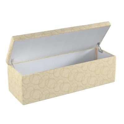 Čalouněná skříň s volbou látky - 2 velikosti 161-81 geometrický vzor na krémovém pozadí  Kolekce Living