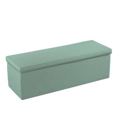 Čalouněná skříň s volbou látky - 2 velikosti 161-89 šedo - mátová melanž Kolekce Madrid